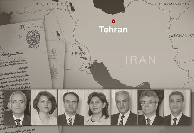 The incarceration of the seven Baha'i leaders is the latest development in a deliberate policy of the Iranian government to suffocate the Baha'i community. Systematic plans were drawn up in 1991 - at the request of the Leader of the Islamic Republic of Iran, Ayatollah Ali Khamenei and the then President Rafsanjani - and set out in a memorandum approved and signed by Ayatollah Khamenei.
