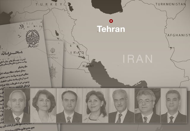 """The open letter from the Baha'i International Community to the head of Iran's judiciary catalogs in detail the """"many reprehensible measures"""" resorted to by officials during the detention, trial, sentencing and appeal, of Iran's seven Baha'i leaders. Respecting the rights of Iranian Baha'is, the letter says, would """"signal a willingness to respect the rights of all the citizens of your country."""""""