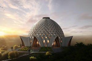 Le projet de la maison d'adoration nationale à Port Moresby, Papouasie-Nouvelle-Guinée