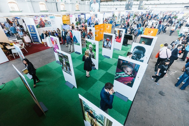 """The European Development Days is a major forum organized by the European Commission to bring together the development community for the exchange of experiences and ideas. The theme of this year's forum was """"Women and girls at the forefront of sustainable development."""" Photo Credit: EDD 2018"""