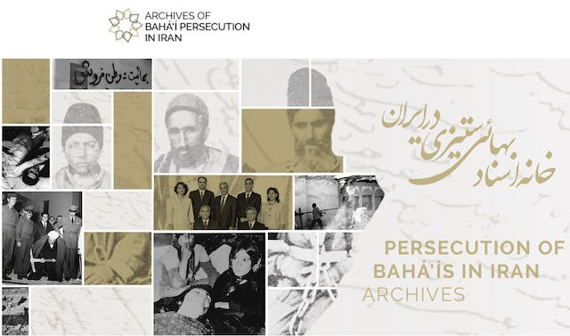 In January, the Baha'i International Community launched the Archives of Baha'i Persecution in Iran website. The website compiles thousands of official documents, reports, testimonials, photos, and videos revealing irrefutable proof of relentless persecution. It was created in response to rising interest within and outside Iran to understand the depth and breadth of the persecution of Iran's Baha'is. The release prompted 25 prominent intellectuals and specialists in human rights law to call on Iran's top human rights official to acknowledge his country's long-standing state-sponsored persecution of the Baha'is.
