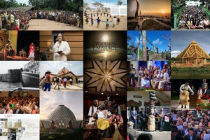 Pour le monde bahá'í, l'année 2018 a été marquée par un large éventail de réalisations.