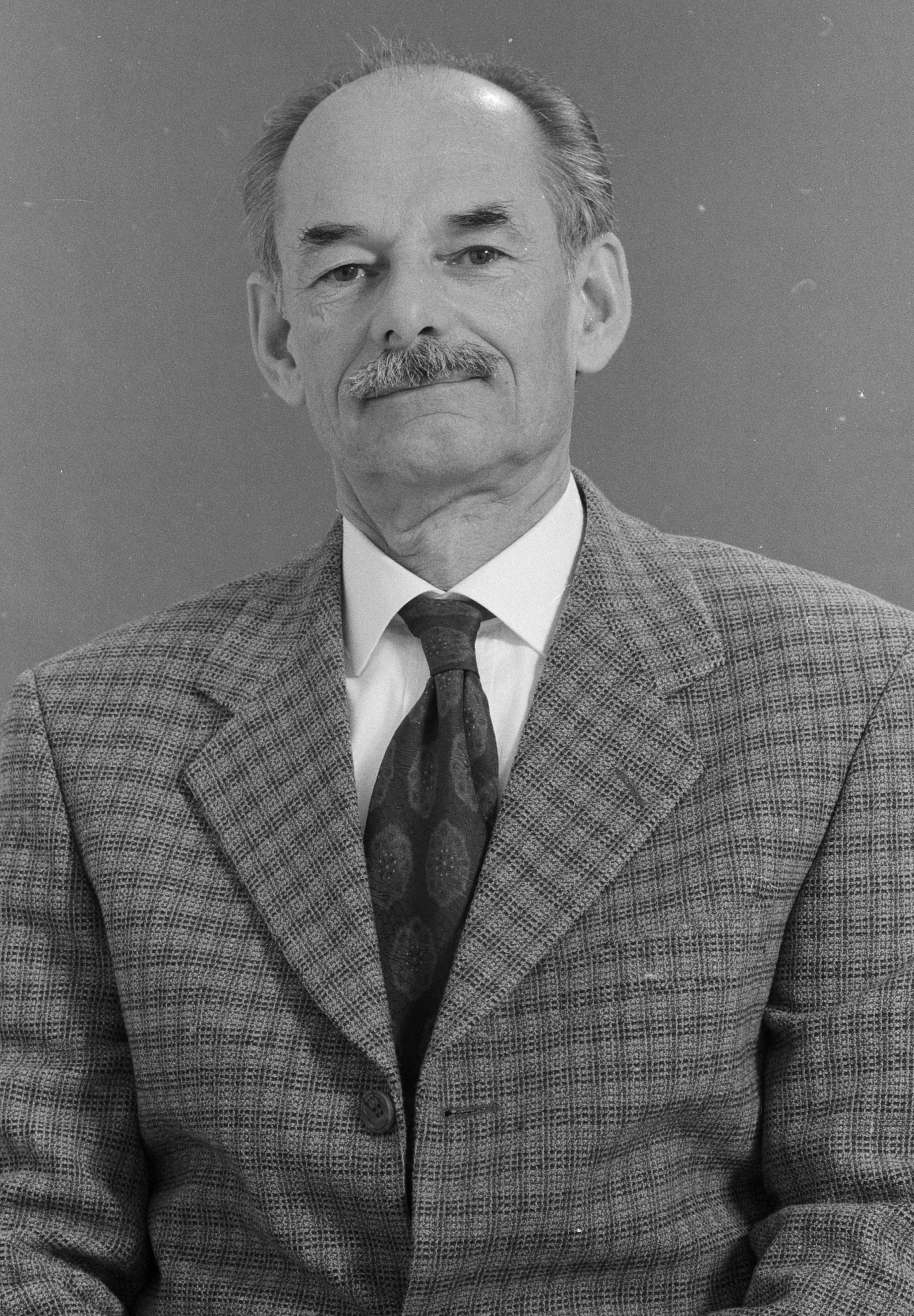 Donald Rogers, 1935-2019