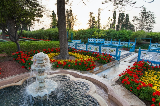 "The Shrine of 'Abdu'l-Baha will be constructed in the vicinity of the Ridvan Garden in Akka. Baha'u'llah visited the Ridvan Garden several times, which Shoghi Effendi described as one of His ""favorite retreats."""