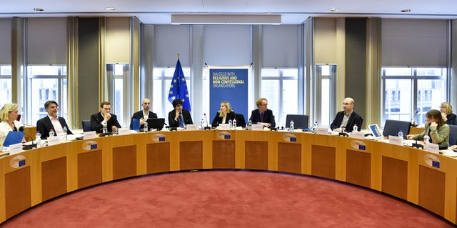 On Monday, about 50 people attended a forum on religion and European society, co-organized by the BIC, the European Parliament, and the University of Groningen in the Netherlands.