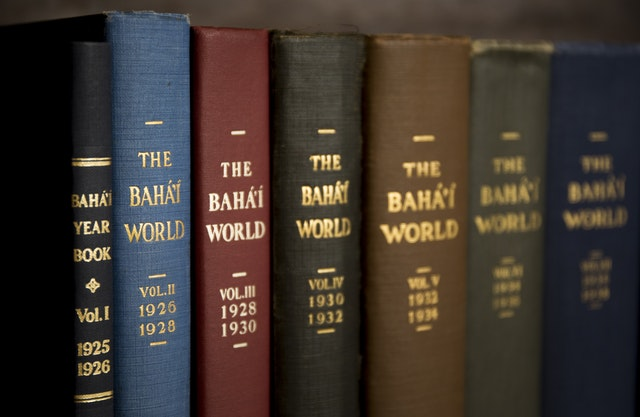 Released in 1926 under the title The Baha'i Yearbook, printed editions of the The Baha'i World were published until 2006.