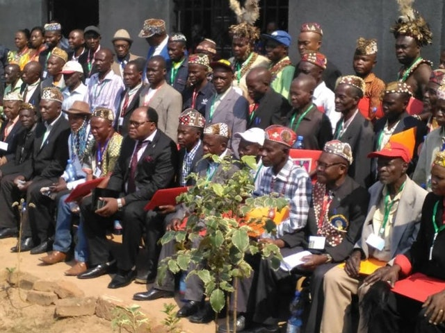 In Africa, preparations energize and focus communities