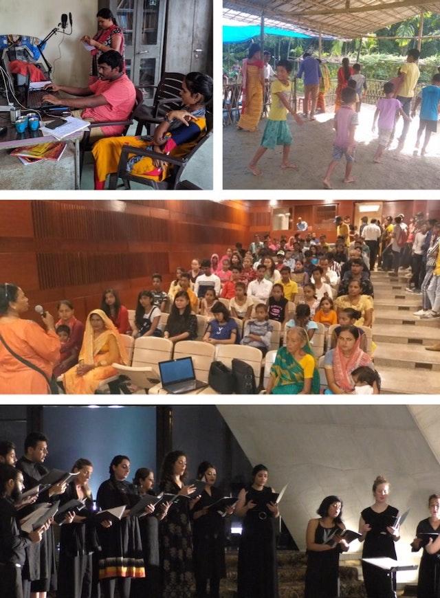Partout en Inde, les communautés se préparent activement de différentes manières pour le prochain bicentenaire.