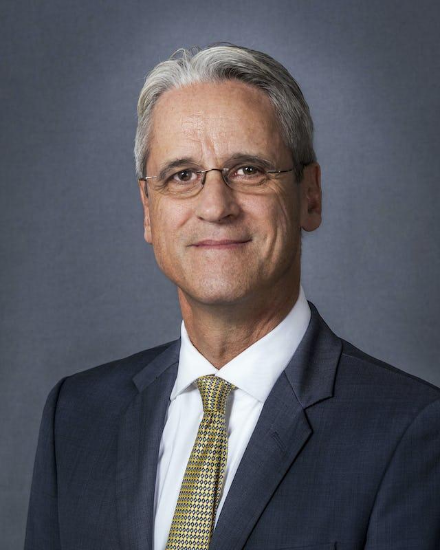 El Dr. David Rutstein