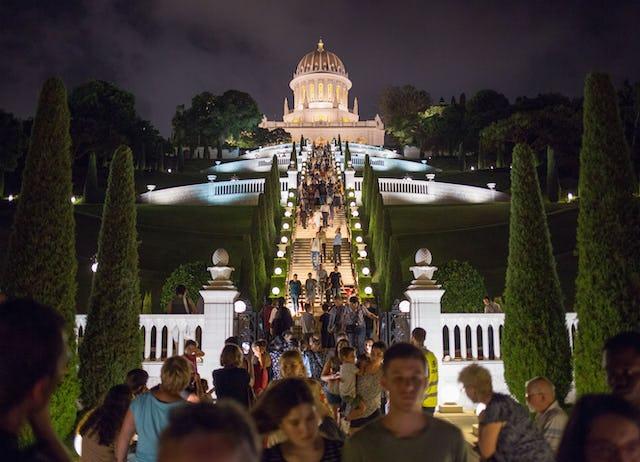 Plus de 16 000 visiteurs ont assisté à l'ouverture nocturne des terrasses le 16 et 17 octobre.