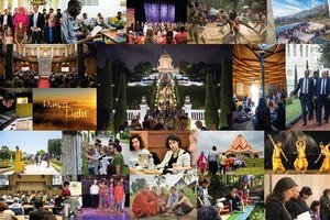 Au cours de l'année écoulée, le monde bahá'í a connu de nombreux développements importants à l'approche du deuxième bicentenaire.