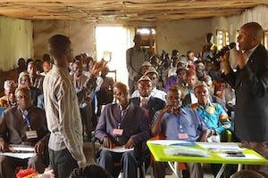 Les rassemblements de chefs en République démocratique du Congo étaient axés sur l'unité, la paix et le rôle de la religion dans la transformation sociale.