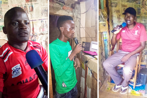 As public health measures restrict gatherings for worship, Ugandan Baha'is find creative ways to promote prayer on radio and other means of mass communication.