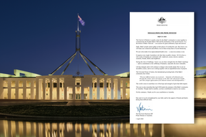 A message sent to the Australian Baha'i community by Prime Minister Scott Morrison on the occasion of the Ridvan festival expresses gratitude for the contributions the community has made to society over the last century and calls attention to the role it can continue to play during this crisis. (Background image credit: [Wikimedia/Thennicke](https://commons.wikimedia.org/wiki/User:Thennicke) [CC BY-SA](https://creativecommons.org/licenses/by-sa/4.0/deed.en))