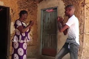Youth use music and drama to create a film that helps educate their community about preventing the spread of the coronavirus disease (COVID-19).