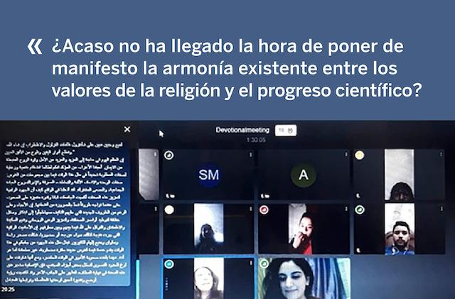 La comunidad bahá'í, junto con otros grupos religiosos y agentes sociales en Túnez, reclaman atención a la importancia de la ciencia y la religión en un mensaje conjunto, fruto del diálogo que han mantenido acerca del discurso sobre la convivencia.
