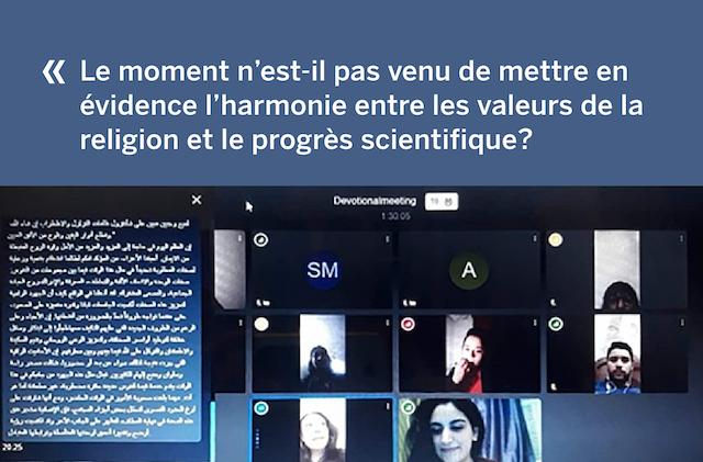 La communauté bahá'íe, d'autres groupes confessionnels et des acteurs sociaux en Tunisie attirent l'attention sur l'importance de la science et de la religion dans une lettre commune, résultat de conversations qu'ils ont eues au cours d'un échange sur la coexistence.