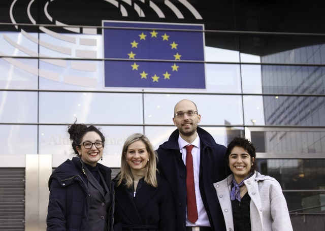 Over the past ten years, the Brussels Office has been coordinating the efforts of Baha'is to work with the European Union, Council of Europe, and other European organizations.