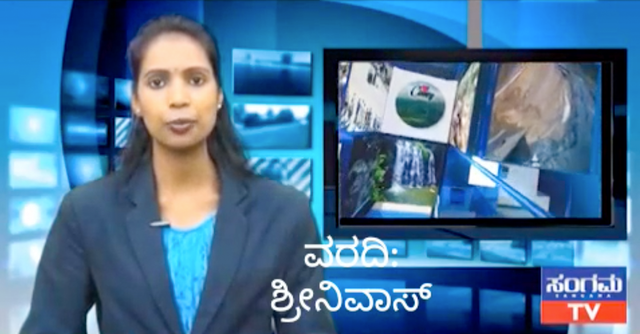 A statewide news channel in Karnataka reports on the efforts of the Baha'is of Bookanakere, India, to provide some 100 families in the area with food supplies and other essentials.  The initiative was supported by members of the Gram Panchayat—the local governing authority—who participated in visits to the families.