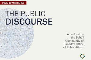 Une série de podcasts récemment [lancée](https://news.bahai.ca/fr/articles/le-bureau-des-affaires-publiques-lance-un-nouveau-balado-avec-une-miniserie-sur-le-coronavirus.html) par la communauté bahá'íe canadienne explore comment les idées de la religion peuvent jeter une éclairage nouveau sur les défis contemporains dans le contexte de la crise actuelle de santé publique.