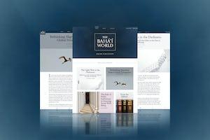 Deux nouveaux articles ont été publiés aujourd'hui sur le site web [« The Bahá'í World »](https://bahaiworld.bahai.org/), dans le cadre d'une série consacrée aux principaux problèmes auxquels les sociétés sont confrontées à la suite de la pandémie.