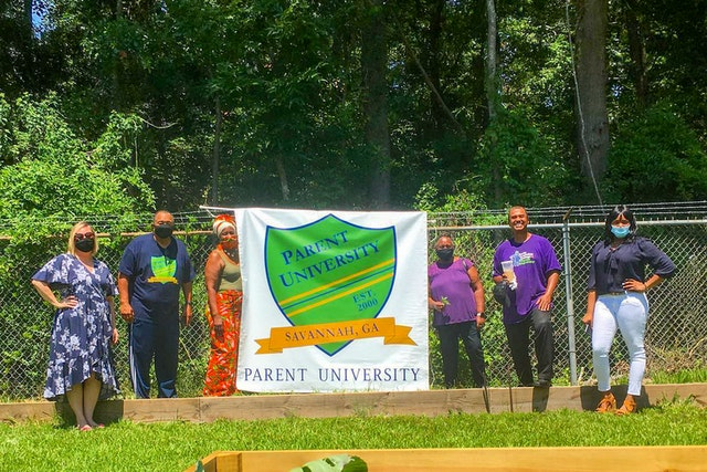 Parent University in Savannah, Georgia, has been building bridges between community members and representatives of local government, including the mayor and the chief of police, by hosting constructive discussion spaces.