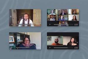 Le thème de cette année était « Au-delà de la critique pour un engagement constructif ». Les présentations et les discussions ont porté sur différentes questions à la lumière des enseignements bahá'ís, notamment sur les implications de la pandémie pour le monde, la vérité et l'objectivité scientifiques, et le rôle des médias dans la transformation sociale.