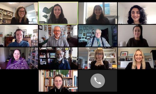 La communauté bahá'íe australienne a réuni des journalistes et d'autres acteurs des médias pour examiner comment favoriser la cohésion sociale, une question d'une grande importance dans le pays.