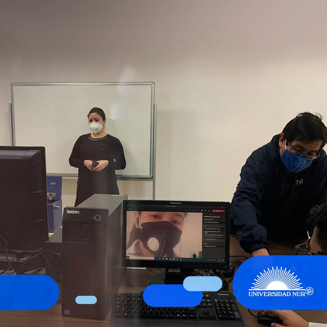 Avec le passage à l'étude en ligne, l'université a délibérément choisi des technologies pour ses activités.