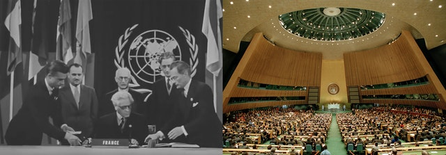 The BIC is looking ahead, seeing the coming quarter century—stretching from the United Nations' 75th anniversary to its centenary—as a critical period in determining the fortunes of humanity.