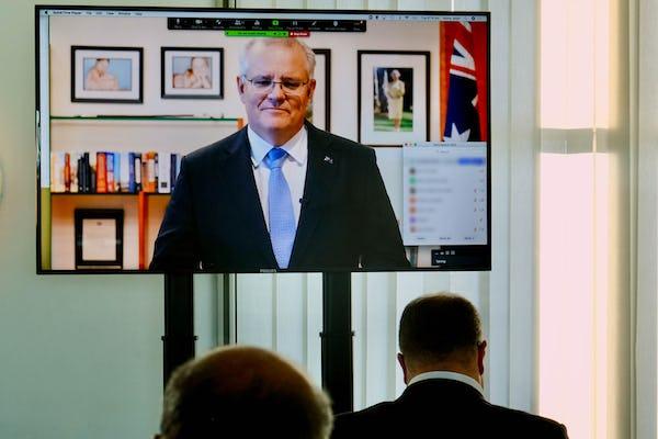 En el Parlamento australiano, el Primer Ministro y los diputados conmemoran el centenario de la comunidad bahá'í