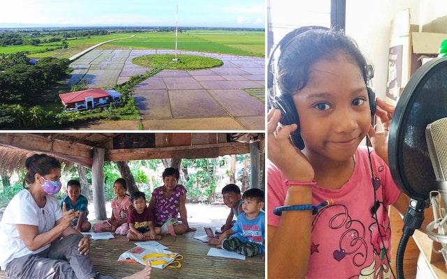 Les stations de radio gérées par les communautés bahá'íes dans plusieurs pays, dont Radyo Bahá'í aux Philippines, ont trouvé un nouvel objectif pendant la pandémie, en agissant comme une source d'informations critiques et un point d'ancrage de la vie communautaire lorsque d'autres formes d'interaction ont été limitées.