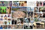 2020 en fotografías: Un año de solidaridad y de intenso esfuerzo