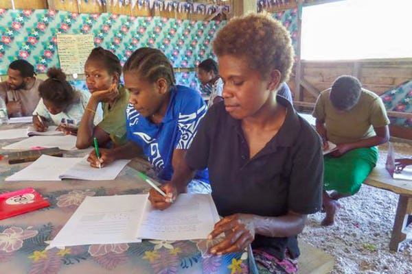 Building a common vision in Vanuatu for moral education