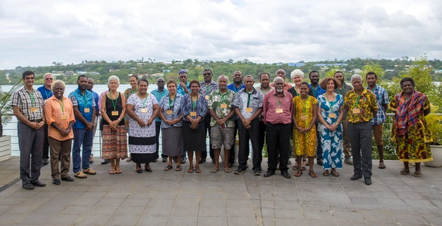Many activities in Vanuatu have been permitted by the government, including in-person gatherings, as the country has remained largely free of the coronavirus. The Bahá'ís of Vanuatu recently brought together representatives of the Prime Minister's Office and Ministry of Education, village chiefs, and different social actors to reflect together on the role of moral education in society.