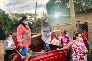 An emergency committee established by the Bahá'í National Spiritual Assembly of Honduras early in the pandemic is adapting to assist with new crises.