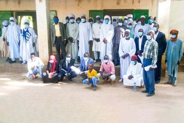 In the Guéra region of Chad, some 30 traditional chiefs from the area gathered in the village of Baro to discuss the future of their people.