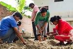 """""""Participation is the key"""": Bahá'í Chair tackles food security"""