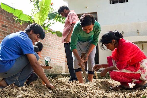 «La participación es la clave»: La Cátedra Bahá'í aborda la seguridad alimentaria