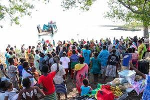 Les travaux du temple bahá'í local au Vanuatu ont commencé, après que les principaux éléments nécessaires à sa construction ont été transportés sur l'île isolée de Tanna. (en anglais)