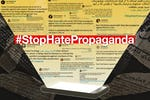 «Solidaridad excepcional»: #StopHatePropaganda alcanza a 88millones de personas en apoyo a los bahá'ís de Irán