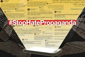 Una campaña que insta al Gobierno de Irán a poner fin a la incitación al odio contra los bahá'ís recibe un apoyo mundial sin precedentes de muchos sectores de la sociedad.