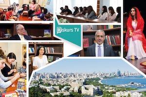 *TV Diálogo*, un programa de entrevistas recién estrenado, recoge diálogos profundos sobre temas como la igualdad de mujeres y hombres y el papel de los medios de comunicación en la sociedad. El programa forma parte de las actividades de la Oficina Bahá'í de Asuntos Externos de Azerbaiyán para contribuir a los diálogos prevalecientes en el país.