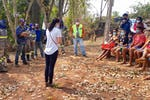 Youth: River cleanup in Brazil promotes environmental stewardship