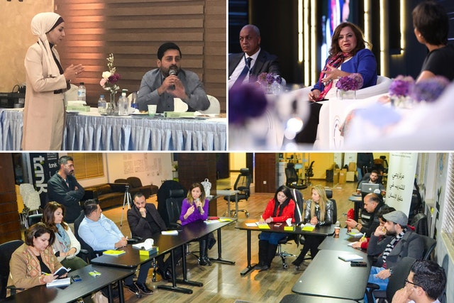 A weekly radio show on leading a coherent life emerged from a discussion series initiated by the Bahá'ís of Jordan among journalists and social actors exploring themes related to material and spiritual prosperity.