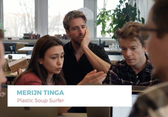 Plastic soup - Merijn Tinga