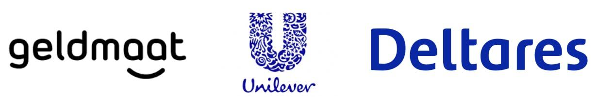 Geldmaat, Unilever en Deltares