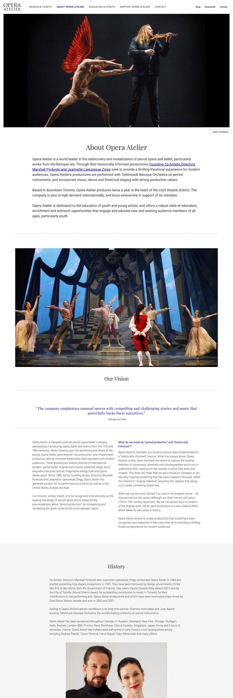 webflow project 1 - Craib Design & Communications