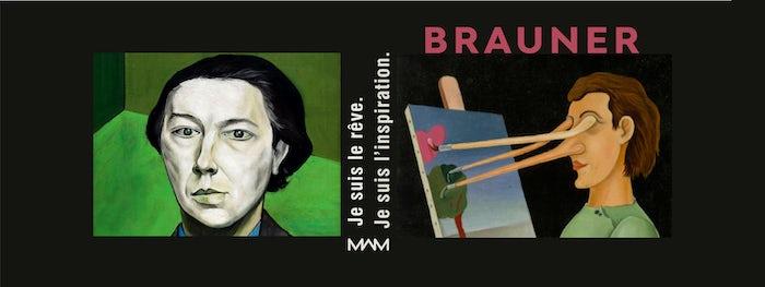 Exposition Victor Brauner au Musée d'Art Moderne