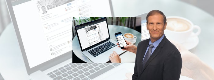 Booster sa visibilité via LinkedIn par Samuel Avenel